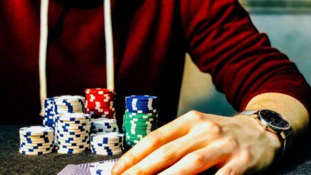 Att gå all in i poker