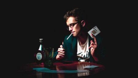 Kontantspel i poker