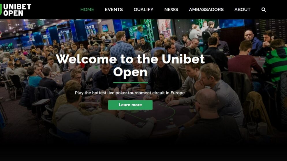 Vad är Unibet Open?